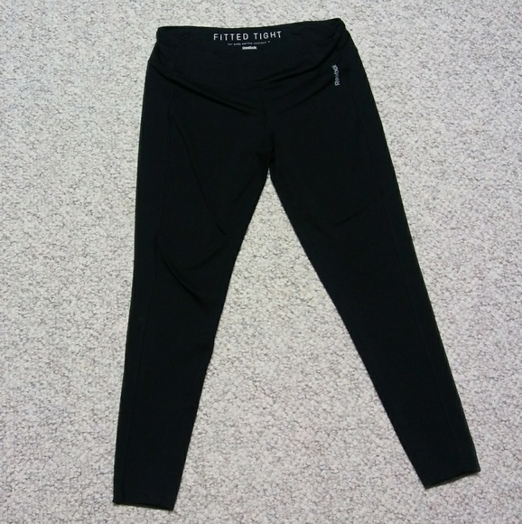 c1c80948dab6a Reebok Pants | Fittedtight Playdry Leggings | Poshmark